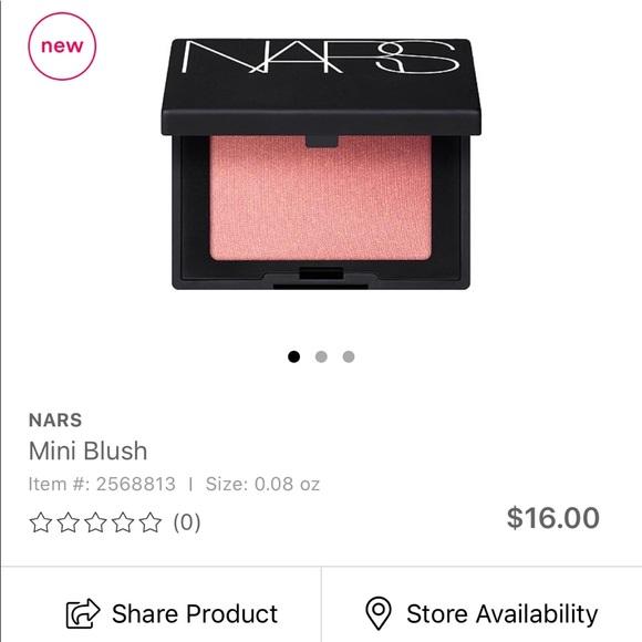 NARS Mini Blush